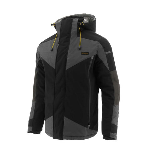 CAT Triton Men's Insulated Winter Work Jacket -