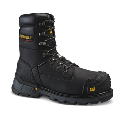 "CAT Excavator XL Men's 8"" Composite Toe Work Safety Boot"