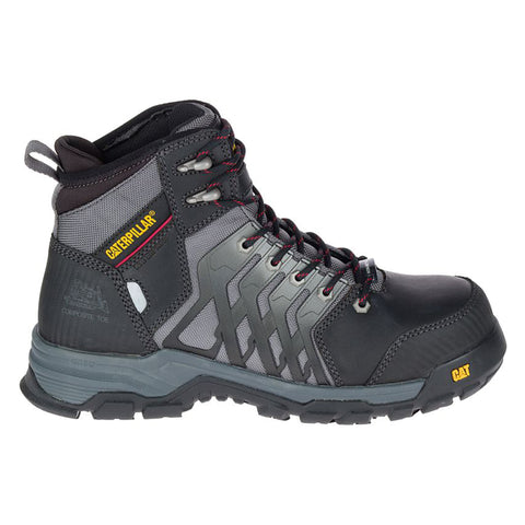 "CAT Induction Men's 6"" Composite Toe Hiker Safety Boot"