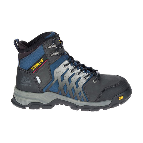 CAT Induction Men's Composite Toe Hiker Work Safety Shoes