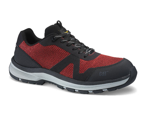 CAT Men's Passage Composite Toe Athletic Work Shoe