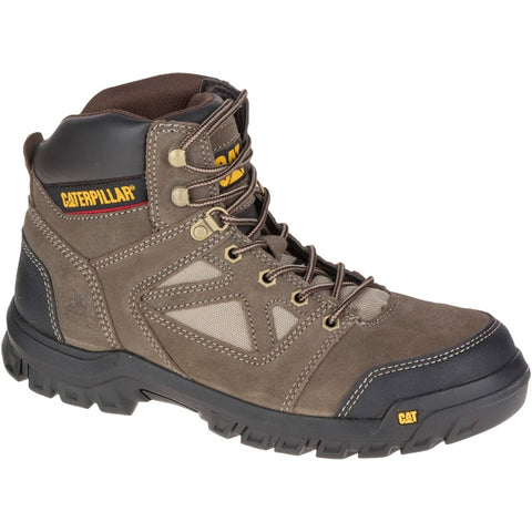 CAT Plan Men's Steel Toe Work Boots