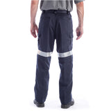 CoolWorks Hi-Vis Men's Ventilated Cargo Work Pants