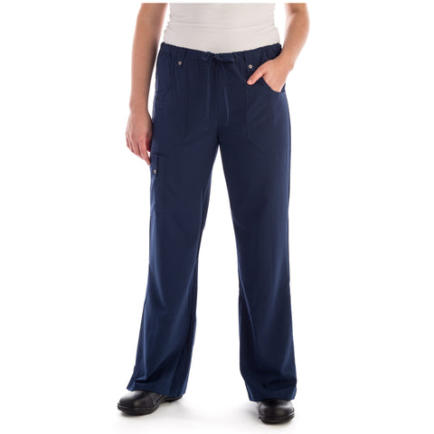 Dickies Women's Xtreme Scrubs Pant - navy
