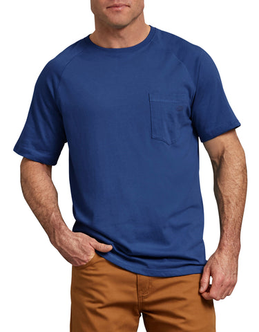 Dickies Men's Temp-iQ™ Performance Cooling T-Shirt - Navy