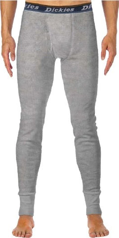 Dickies Men's Waffle Long John Thermal Pants - Grey