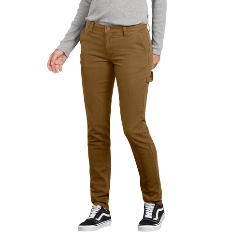 Dickies Stretch Duck Women's Carpenter Work Pant