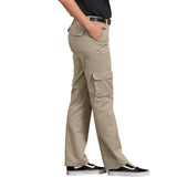Dickies Stretch Cargo Women's Work Pant - Beige