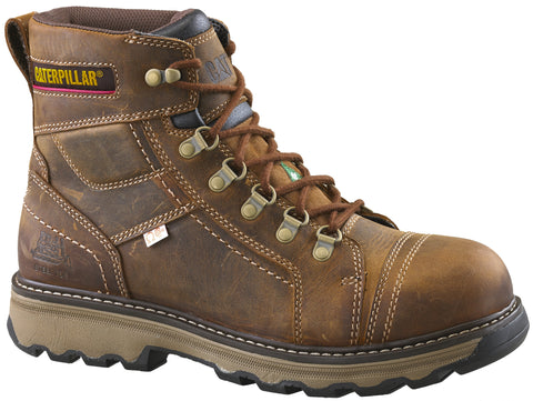"CAT Granger 6"" Men's Steel Toe Work Boot"