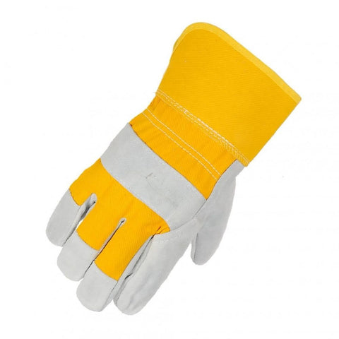 Horizon Cowsplit Work Glove - Yellow