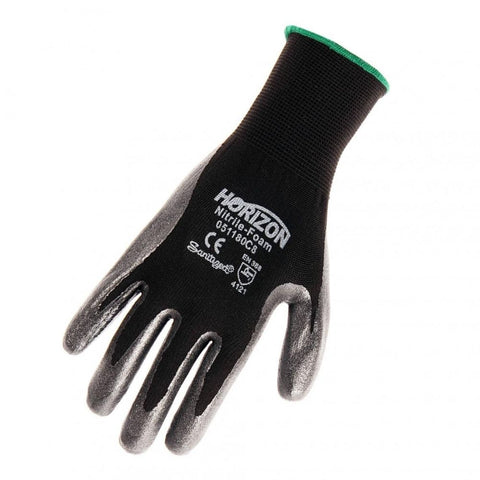 Horizon Nitrile Foam Coated Gloves