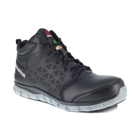 Reebok Sublite Mid Cushion Work Safety Shoes