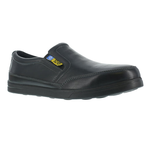 Florsheim Men's Stoss Slip On Safety Work Shoe