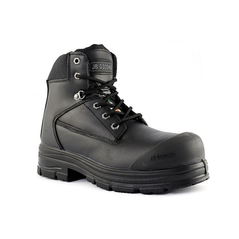 JB Goodhue Dash2 Men's 6 inch Composite Toe Work Boot 14018 - Black
