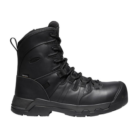 Keen Oshawa Men's 8 Inch Composite Toe Work Boot With Side Zip - 1022107