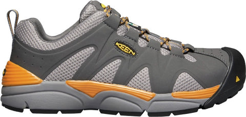 Keen San Antonio Men's Lightweight Safety Work Athletic Shoe - Aluminum-Toe
