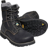 "Keen Seattle 8"" Waterproof Women's Aluminum Toe Work Boot"