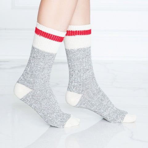 Women's Traditional Cotton Work Socks
