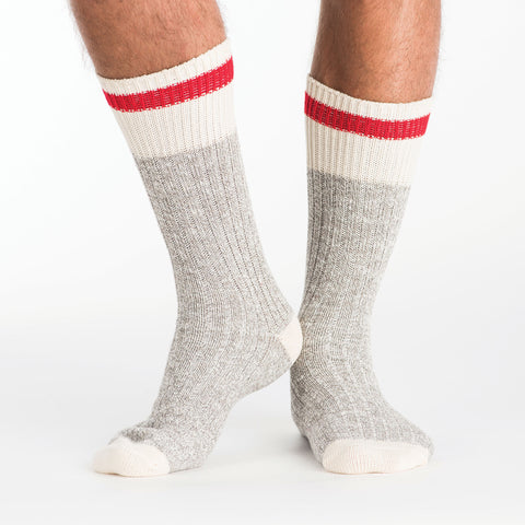 Men's Traditional Cotton Work Socks