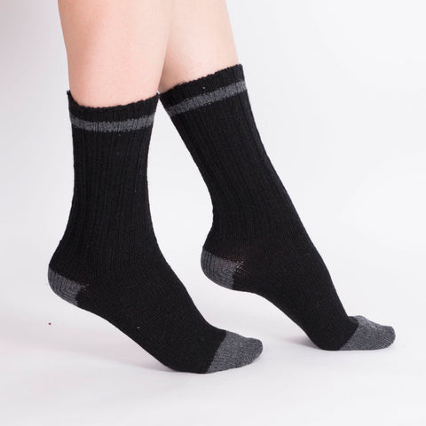 Heavy Wool Blend Sock