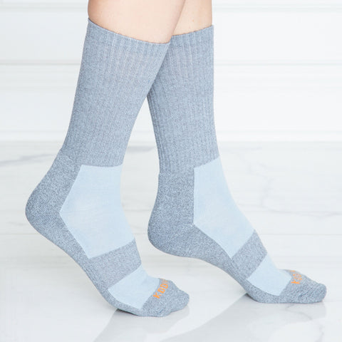 Kodiak 2 PK Cushioned Cotton sock