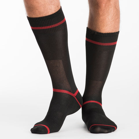 Kodiak 2 PK Cotton Blend Cushioned Socks