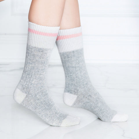 Women's Traditional Wool Work Socks