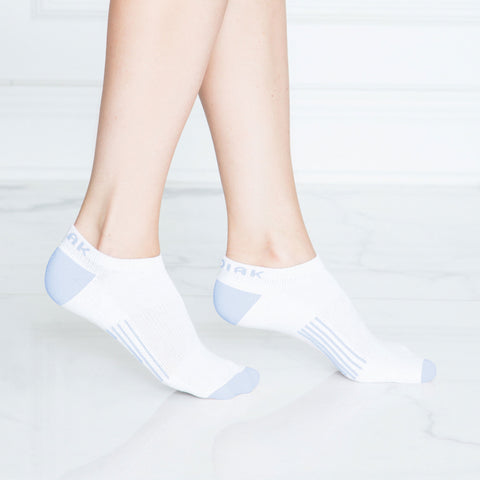 Women's Low Cut Athletic Cotton Socks