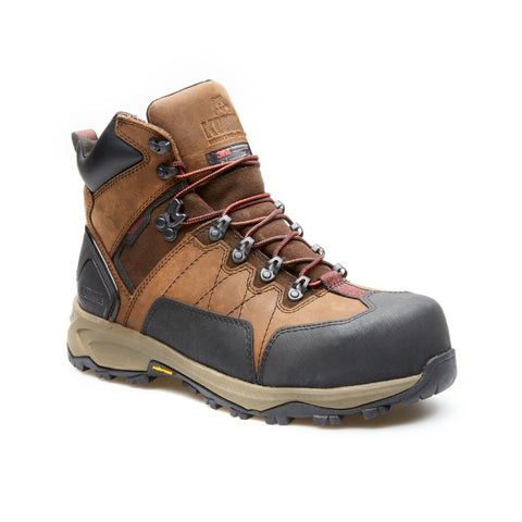 "Kodiak Ice Conqueror Men's 6"" Composite Toe Work Boot with Vibram® Arctic Grip®"