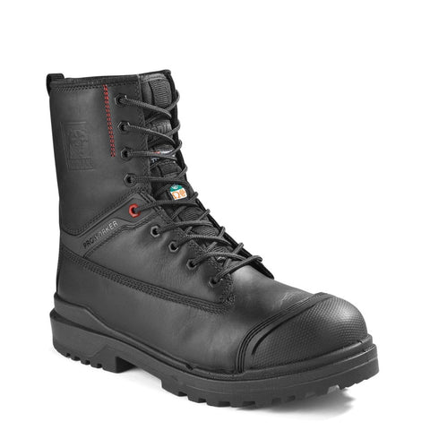 "Kodiak ProWorker MASTER Men's 8"" Composite Toe Work Boot  with bumper toe - black"