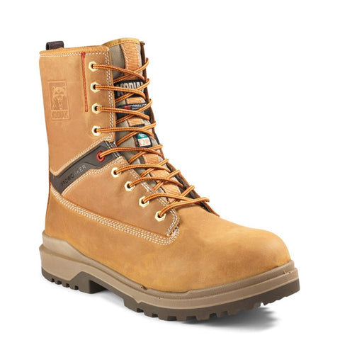 "Kodiak Proworker Master Men's 8"" Composite Toe Work Boot - Tan"
