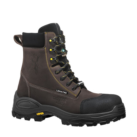 "Lemaitre Sierra 8"" Men's Composite Toe Safety Boot"