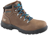 "CAT Mae 6"" Hiking Work Safety Hiking Boots - Brown"