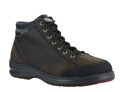 Mellow Walk Patrick P2.0 Men's Steel Toe Hiker Work Shoe 515209