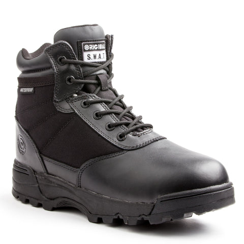 "SWAT Classic 6"" Safety Sz Men's Composite Toe Work Boot"