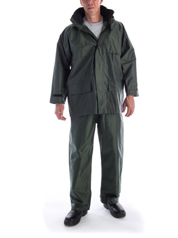 Viking 3-Piece Rain Suit in green