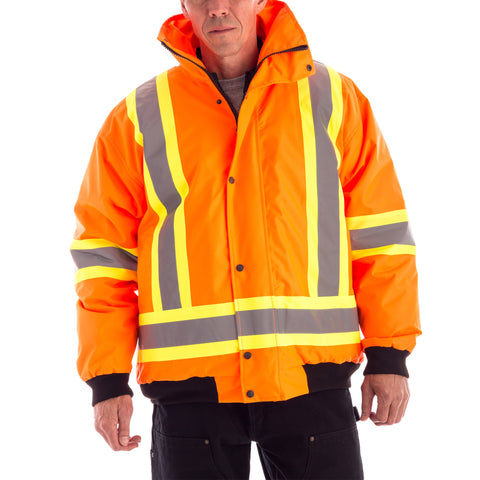 Put It On 3-in-1 Winter Traffic Jacket