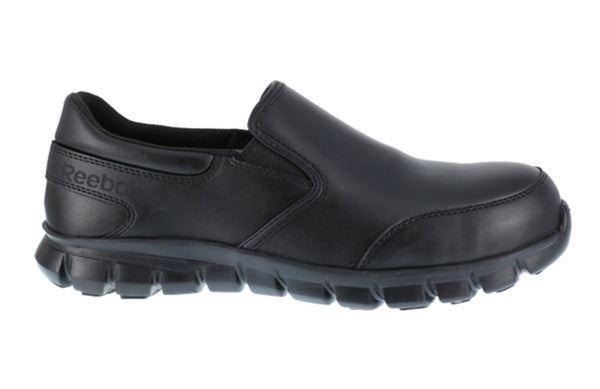 d72bd573d18 Reebok Work Unisex Composite Toe Slip On Sublite Work Shoe – Work Authority