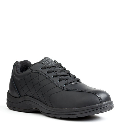 Dickies Abby Women's Slip Resistant Work Shoe - black