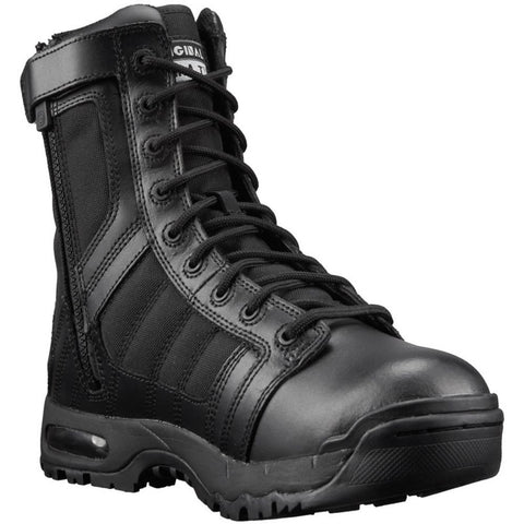 "SWAT Metro Air 123401 9"" Men's Insulated Boot with Side Zip - Black"