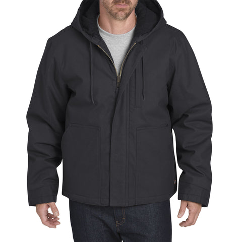 Dickies Flex Sanded Duck Work Jacket TJ376 - Black