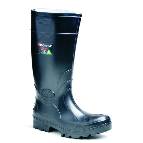 Composite Toe Rubber Work Boots