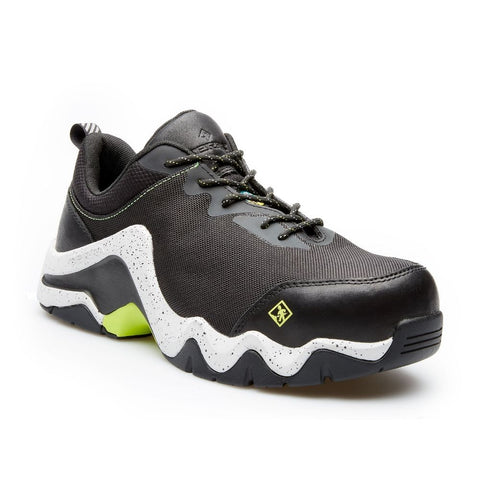 Terra EKG Low Men's Athletic Composite Toe Work Shoe - Lime
