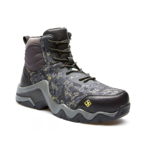 Terra EKG MID Men's Athletic Composite Toe Work Shoe - Camo