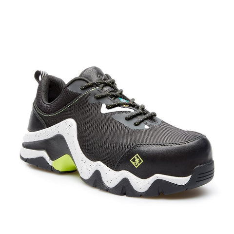 Terra EKG Low Women's Athletic Composite Toe Work Shoe - Lime