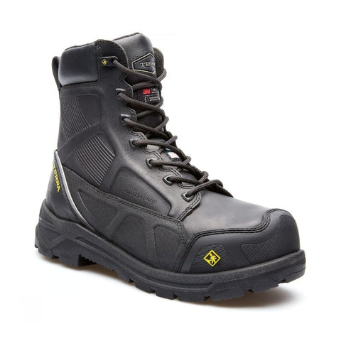 "Terra VRTX Expedition Men's 8"" Composite Toe Work Boot w/ Vibram Arctic Grip"