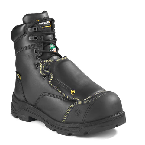"Terra 8"" VRTX 8000 EXT MET Men's Safety Boots With Composite Toe"