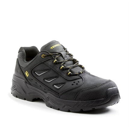Terra Arrow EVO Men's Composite Toe Black Leather Work Shoe