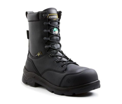 "Terra VRTX 9000 GTX Men's 8"" Internal MET Composite Toe Work Boot"