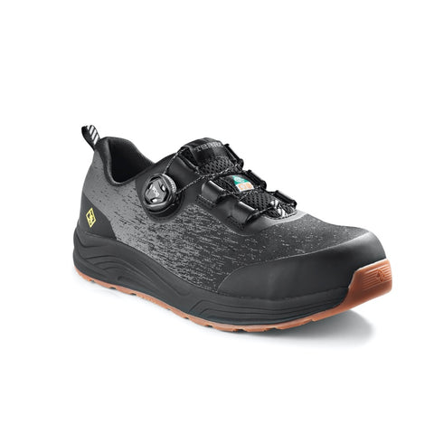 Terra Monolift Men's Composite Toe Athletic Safety Shoe With Boa Cable